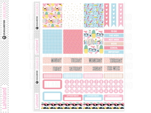 PP Weeks - Sweet and Clever Weekly Kit