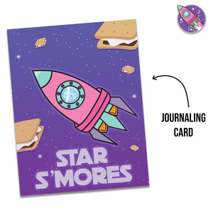 Star S'mores Journaling Card - Tripp