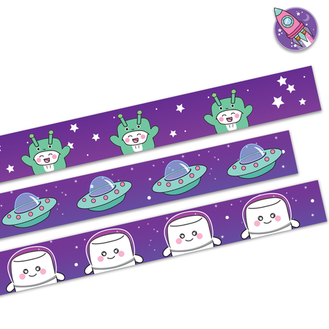 Galaxy Washi - Tripp