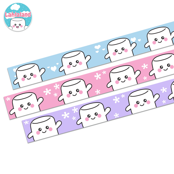 Washi Strips - Tripp