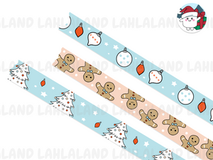 Winter Wonderland Washi