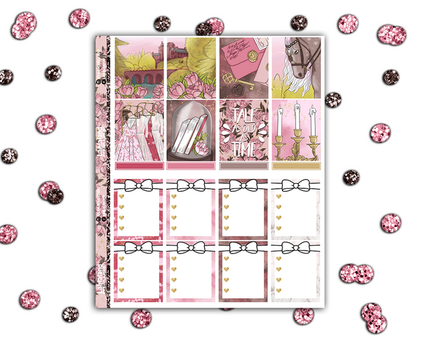 Erin Condren - Be My Guest Weekly Kit