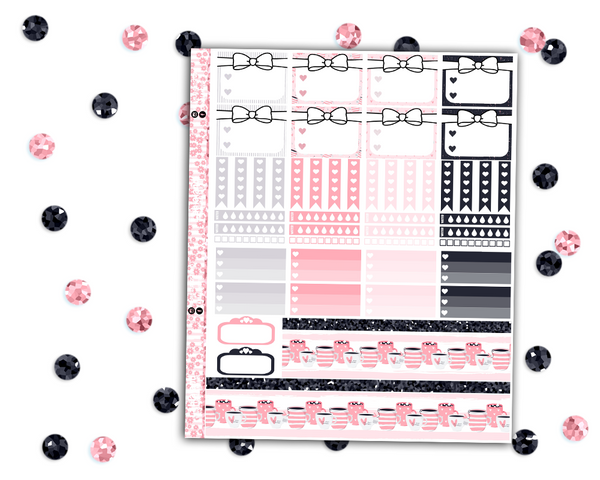 Erin Condren - Kitty Weekly Kit