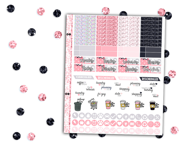 Classic Happy Planner - Kitty Weekly Kit
