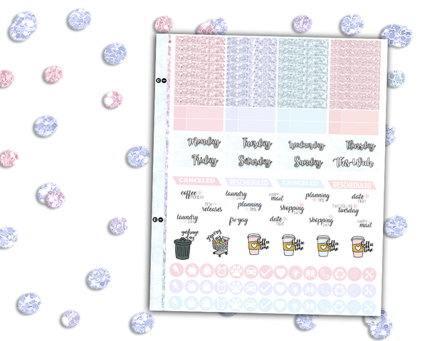 Classic Happy Planner - Magic Weekly Kit