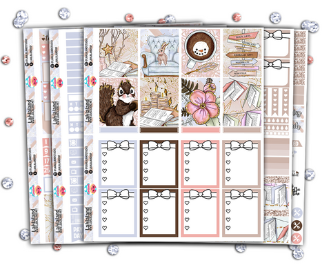 Erin Condren - Storytime Weekly Kit