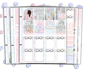 Erin Condren - Magic Weekly Kit