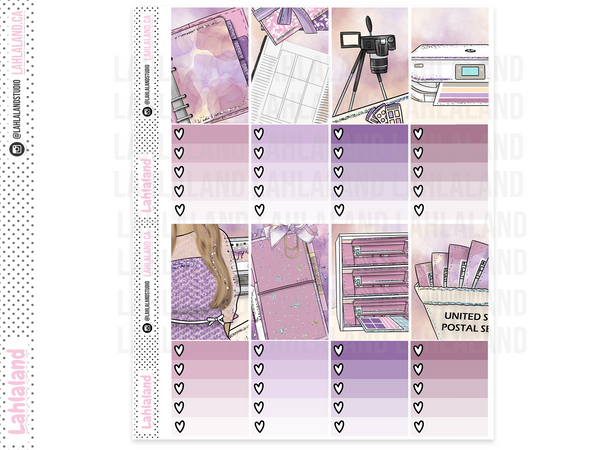 Classic Happy Planner - Planner Shop Weekly Kit