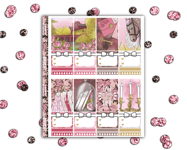 Classic Happy Planner - Be My Guest Weekly Kit