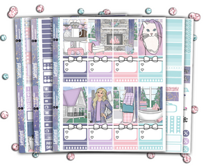 Classic Happy Planner - Purrfect Home Weekly Kit