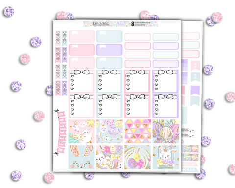 Some Bunny Loves You - Mini Happy Planner