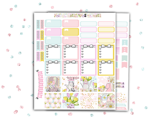 Spring Weekly Kit - Mini Happy Planner