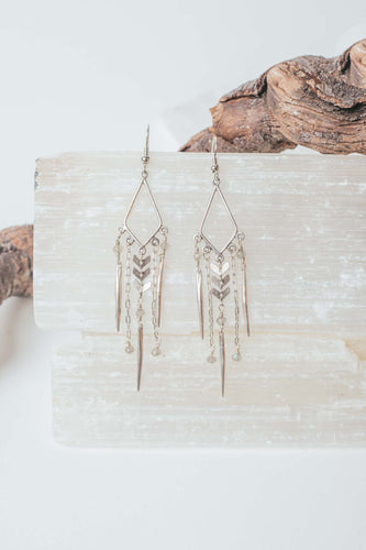 Arrows to the Heart Earrings