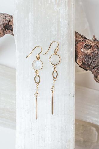 New Moon Earring