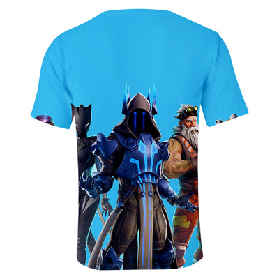 Ice King Catwoman Lynx sgt. Winter 3D T-Shirt