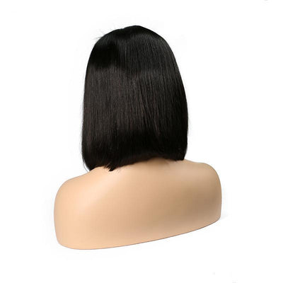 "8"" to 14"" Straight Remy Human Hair Wig"