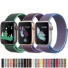 Soft Nylon Band For Apple Watch Series 1 2 3 4 38mm 40mm 42mm 44mm