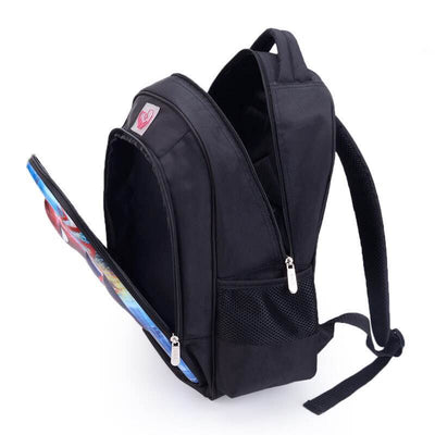 Ranger Skin Battle Royale Canvas School Backpack