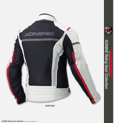 Breathable Motorcycle Racing Jacket