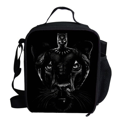 Black Panther Lunch Bag