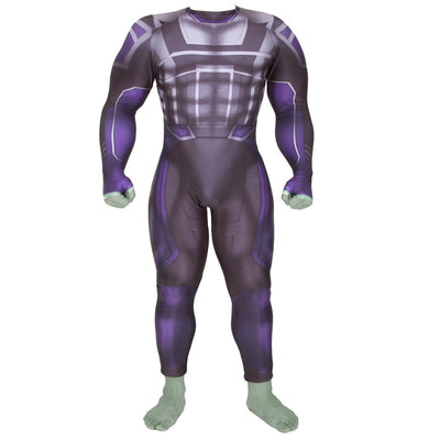 Big Green Monster Cosplay Bodysuit Costume for Kids and Adults