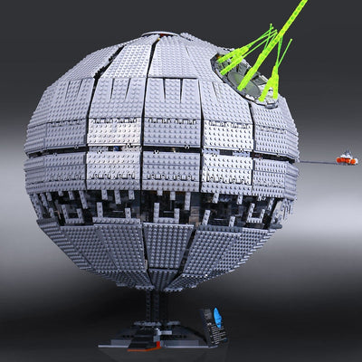 Star Plan Death Star The Second Generation Model Building Blocks 3449 pcs