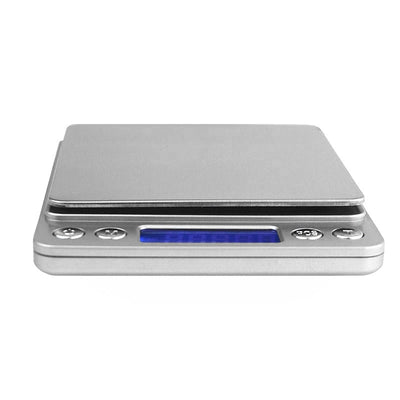 High Precision Mini Digital Weight Scale with 2 Size Trays 3000g x 0.1g