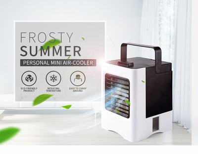 Mini Portable Air Conditioner USB rechargeable