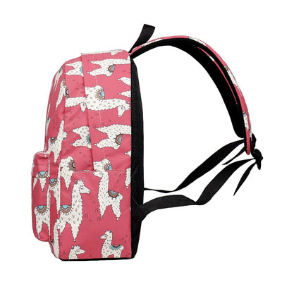 All Over Alpaca Backpack