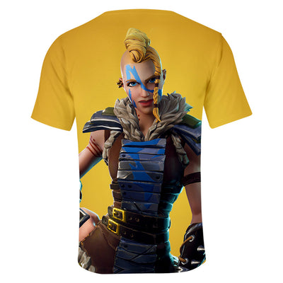 Huntress Skin 3D T-Shirt