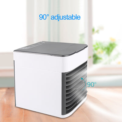 Mini Portable Air Cooler with USB Cable