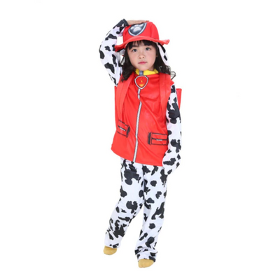 Paw Patrol Chase Marshall Skye Costume for Kids