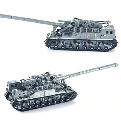 Xingbao 06001 T92 LIGHT TANK Model Building Blocks 1832Pcs