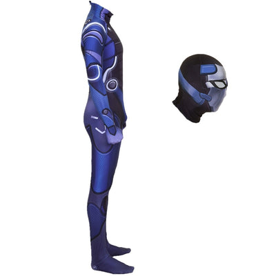 Carbide Skin Costume for Kids and Adults