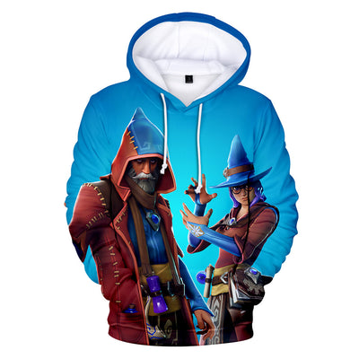 Castor Elmira 3D Hooded Sweatshirt