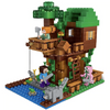 LEPIN 18009 My World Minecraft Classic Tree Model Building Blocks 406pcs