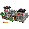 My World Minecraft The Fortress Village Model Building Blocks 523 pcs