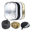 5 in 1 Photography Flash Reflector Accessories