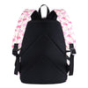 "Flamingo Backpack  15"" Laptop Compartment"