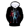 Eternal Voyager X-Lord Yond3r Unmasked 3D Hooded Sweatshirt