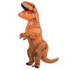 T-Rex Dinosaur Inflatable Costume for Adults