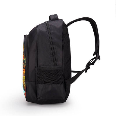 Trailblazer with Harvesting Tool and Back Bling True North Canvas School Backpack