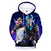Drift Ragnarok 3D Hooded Sweatshirt