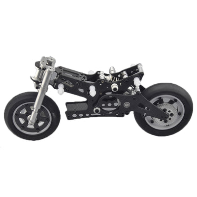 1/8 Carbon Fiber Competition Motorcycle Frame