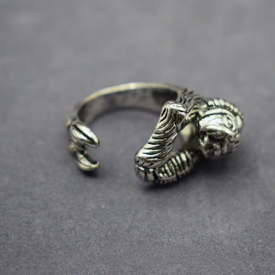 Unisex Vintage Sloth Adjustable Ring