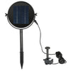 Solar Powered Fountain Pump Kit