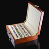 Luxury Wooden Cufflink Box