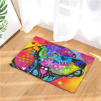 Creative Dog Collection Floor Mat