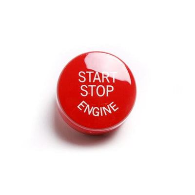 Start Stop Engine Red Button For BMW
