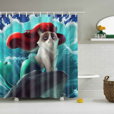 Stylish Collection Shower Curtain